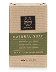 APIVITA Olive Natural Soap 100g