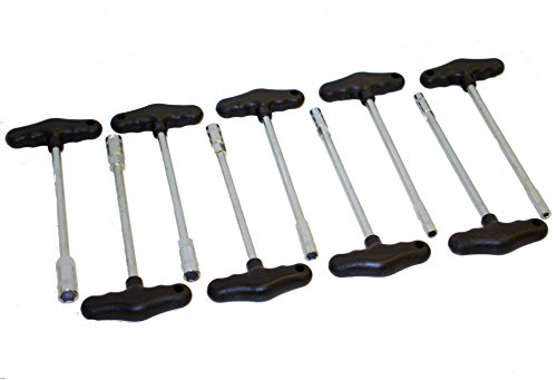 Angebot-9-tlg-T-Griff-Steckschlssel-Satz-CV-Stahl-Steckschlssel-Set
