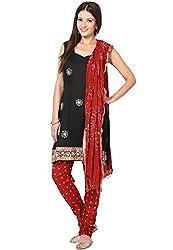 Soundarya Ethnicwear Hand Work Dress Material for Women (BS13)