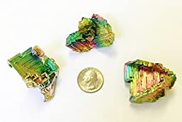 Bismuth Crystal Specimen - Massive Size - Top Quality Bismuth Mineral