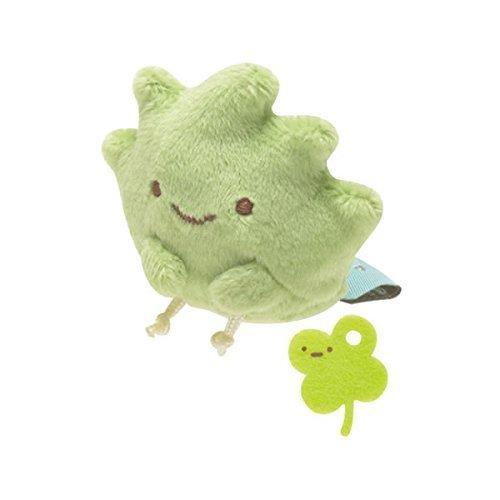 San-x Sumikko Gurashi Plush 2'' Weed w/ Mini Weed