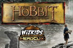 The Hobbit HeroClix: The Desolation of Smaug Starter Set (Heroclix Lord Of The Rings compare prices)