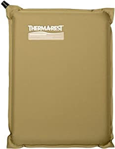 Therm-a-Rest Trail Seat Self-Inflating Mattress (Green Moss)