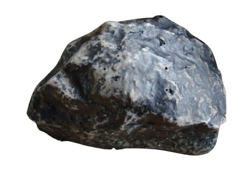 AMC Hide a Spare Key Fake Rock Looks & Feels Like Real Rock,Grey/Black