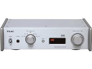 TEAC USBオーディオ・デュアルモノーラルD/Aコンバーター Reference 501 (シルバー) UD-501-S