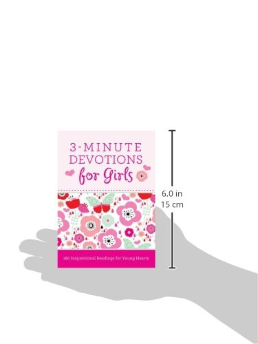 3-Minute-Devotions-for-Girls-180-Inspirational-Readings-for-Young-Hearts