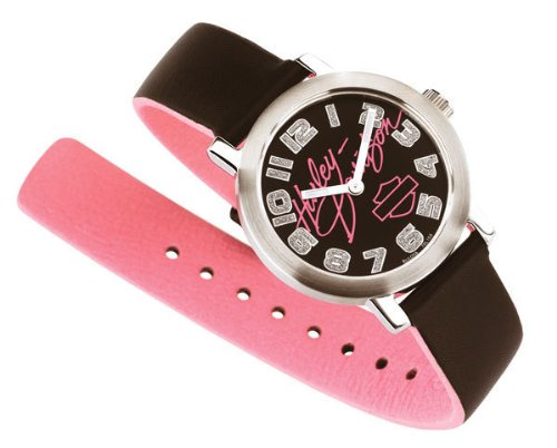 Harley Davidson 76l155 Ladies Strap Ladies Watch