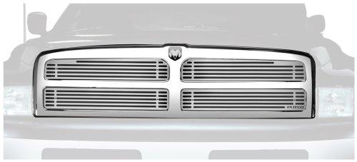 Putco 36143 Virtual Tubular Mirror Stainless Steel Grille
