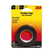 3M Friction Tape, .708-Inch by 240-Inch