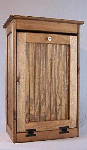 Wooden Tilt-out Trash Bin (Kitchen Wood Trash Bin compare prices)