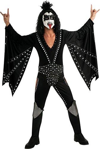 Mens Kiss The Demon Costume