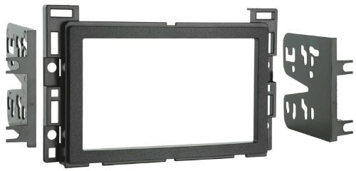 Metra  Double DIN Dash Installation Kit for 2010-Up Select GM/Pontiac/Saturn Vehicles (Silver) (G6 Pontiac Stereo compare prices)