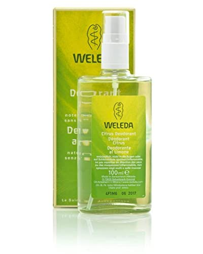 Weleda Set Desodorante Spray 3 Uds. Limón 300 ml