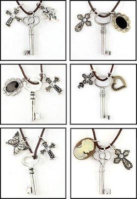 Keys for the Songs of Life Pendants