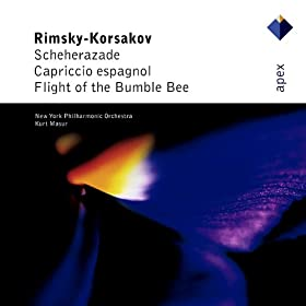 Rimsky-Korsakov : Scheherazade, Capriccio espagnol & Flight of the Bumblebee - Apex