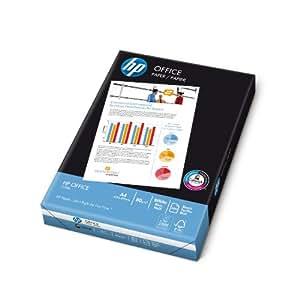 Hewlett Packard CHP110 - hp OFFICE Kopierpapier DIN A4, 80 g/qm, 500 Blatt, hochweiß
