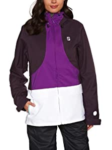 Rip Curl Women's Knockout Jacket - Nightshade , X-Small (Old Version)