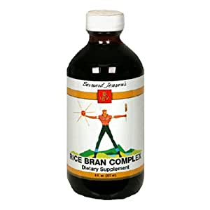 Amazon.com: Bernard Jensen Products - Rice Bran Complex
