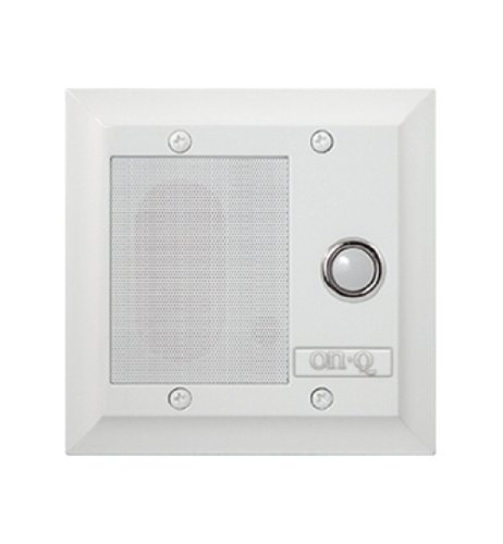 Images for On-Q / Legrand F7596-WH Intercom Door Unit, Weather Resistant, White