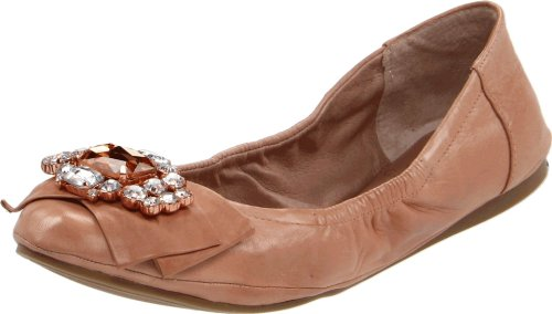 Vince Camuto Women's Easter Flat,Bellini,7 M US