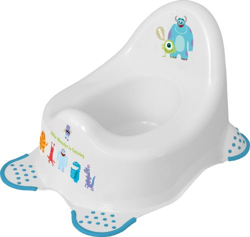 Disney Monsters Steady Potty (White)