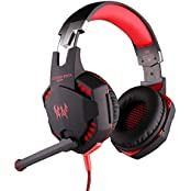 NiceEshop TM EACH G2100 Vibration Function Professional PC Laptop Gaming Headphone Game Headset With Mic Stereo... - B00XMW7NU8