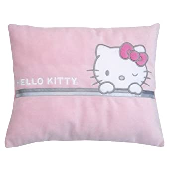 hello kitty coussin range pyjama v tements et accessoires. Black Bedroom Furniture Sets. Home Design Ideas