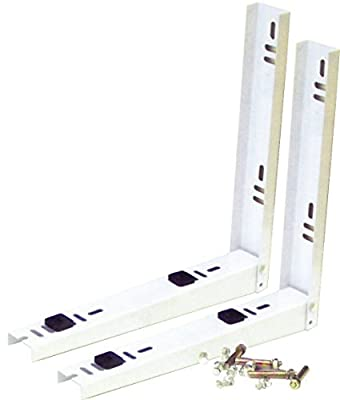 Mounting Bracket for Mini Split Ductless Air Conditioner Condensing Unit 2P (For 9000 and 12000 BTU Condensers)