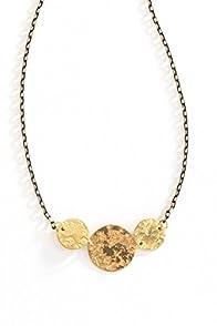Imagine Jewelry Disk Trio USA-made Necklace