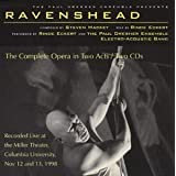 classical music Mackey Ravenshead Complete Opera Audio CD classical music