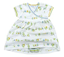 Little Owl - Zen Dress with Bloomer-Print - NB-3M