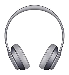 Beats Solo2 On-Ear Headphones (Royal Collection) - Stone Gray (MHNW2ZM/A)