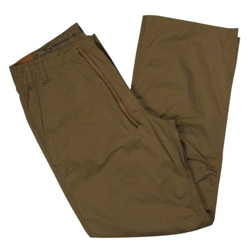 Mens Ben Sherman Mod Cargo Smart Combat Pants Trousers Pant Casual Waist 36