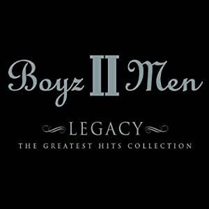 Boyz II Men - Legacy: Greatest Hits Collection