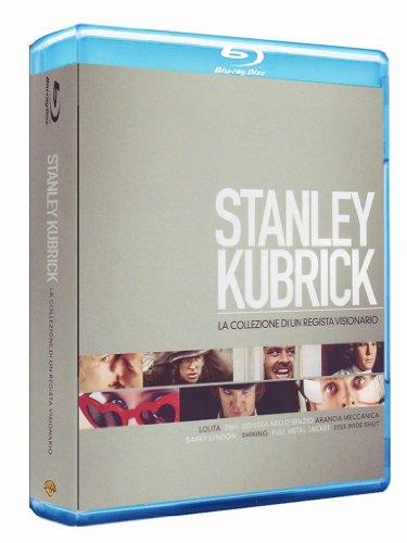 Stanley Kubrick - La collezione di un regista visionario [Blu-ray] [IT Import]