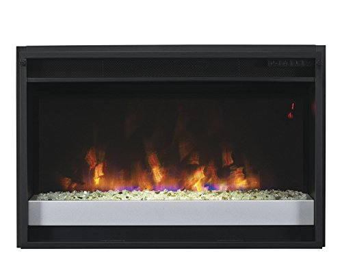Classic Flame 26EF031GPG-201 SpectraFire Plus Contemporary Insert with Safer Plug, 26-Inch