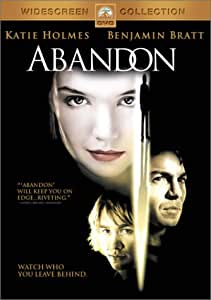 Abandon (Widescreen) (Bilingual)