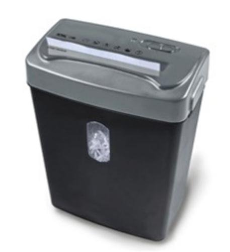 6 Sheet Cross-Cut Shredder 6 Sheet Cross-Cut Shredder