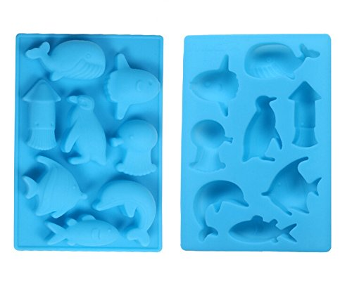 Sea Animals Ice Trays