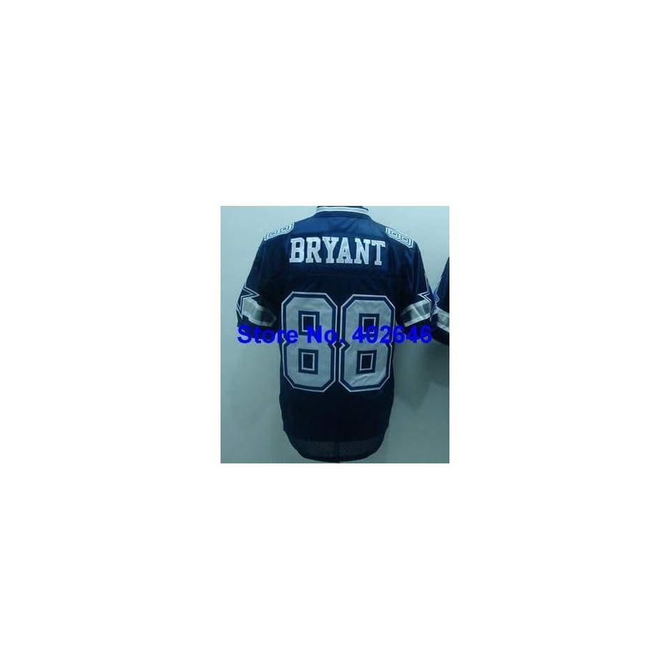 20ec35f8b2c dallas cowboys #88 dez bryant blue jersey football jerseys mix order ...