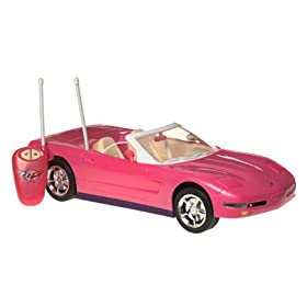 Just because your Barbie had a Corvette doesn't mean you need one.