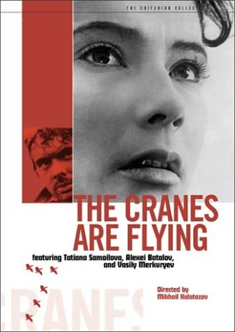 Cover art for  The Cranes are Flying (The Criterion Collection)