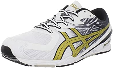ASICS Men's Piranha SP 4 Running Shoe,White/Gold/Black,10 M US