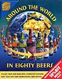 AROUND THE WORLD IN EIGHTY BEERS ADULT BOXED GAME