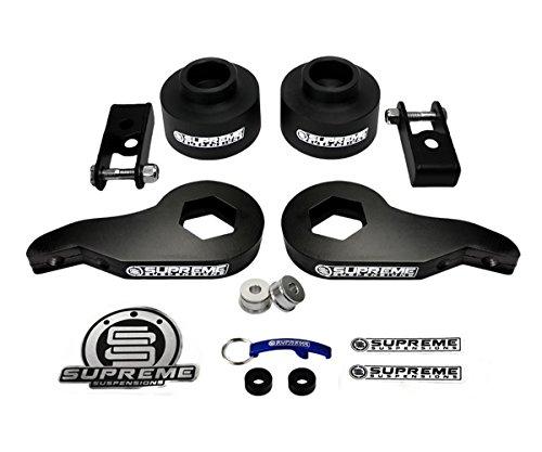 Supreme Suspensions - Avalanche Tahoe Suburban Lift Kit 1500-Series Full Suspension Lift Adjustable 1
