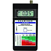 Monarch Examiner 1000 Replacement Vibration Meter with Batteries