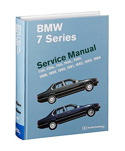 bmw 7 series e32 service manual 1988 1989 1990 1991. Black Bedroom Furniture Sets. Home Design Ideas