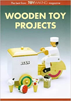 Wooden Toy Making Magazines