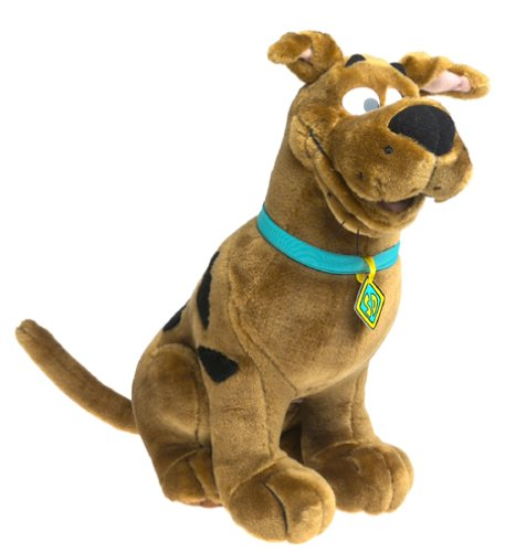 Scooby Doo Plush Toy Australia Talking Scooby-doo Plush
