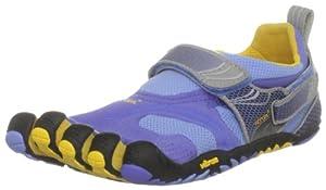 Vibram Lady FiveFingers Komodo Sport Shoes - 7.5 - Blue